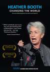 Poster for Heather Booth: Changing the World