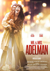 Poster for Mr & Mrs Adelman