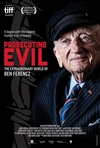 Poster for Prosecuting Evil: The Extraordinary World of Ben Ferencz