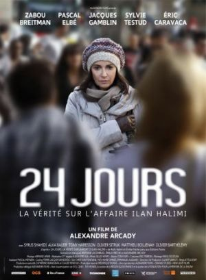 Poster for 24 Days