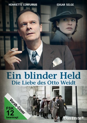 Poster for A Blind Hero: The Love of Otto Weidt