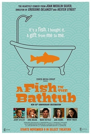 Poster for A Fish in the Bathtub