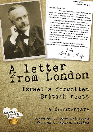 Poster for A Letter from London