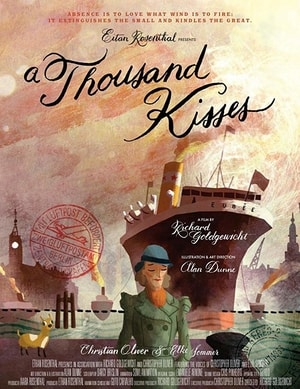 Poster for A Thousand Kisses