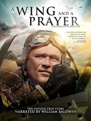Poster for A Wing and a Prayer