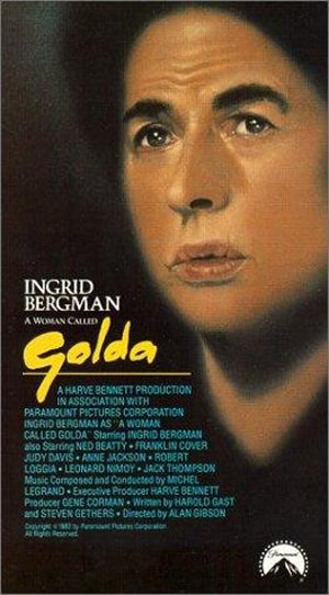 Poster for A Woman Called Golda