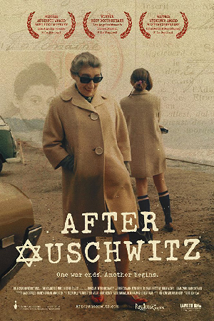 Poster for After Auschwitz