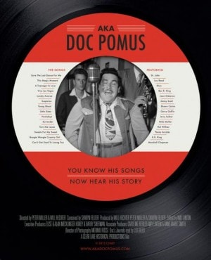 Poster for A.K.A. Doc Pomus