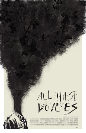 Poster for All These Voices