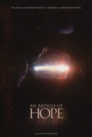Poster for An Article of Hope