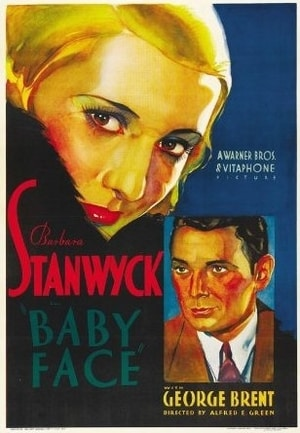 Poster for Baby Face