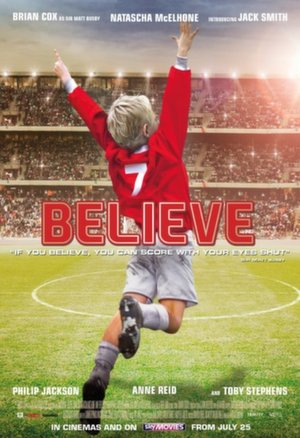 Poster for Believe