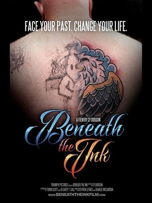 Poster for Beneath the Ink
