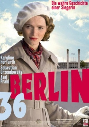 Poster for Berlin '36