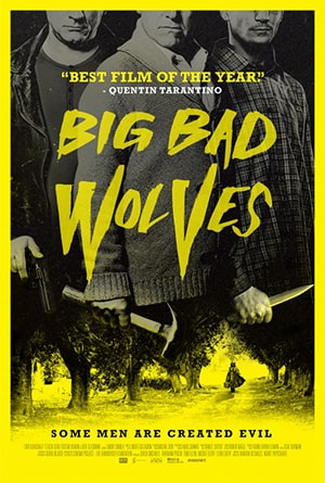 Poster for Big Bad Wolves