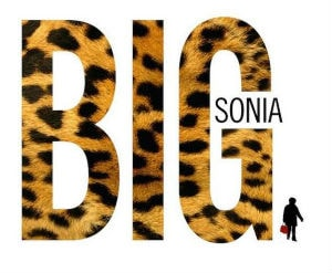 Poster for Big Sonia