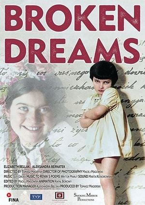 Poster for Broken Dreams