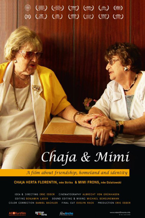Poster for Chaja & Mimi