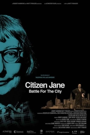 Poster for Citizen Jane: Battle Cry for the City