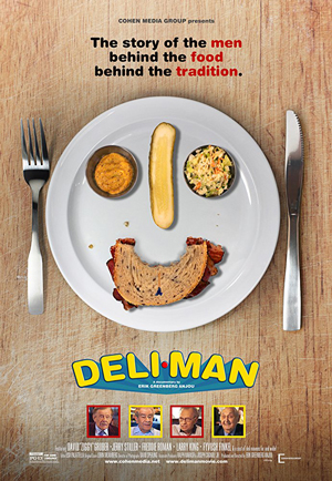 Poster for Deli Man