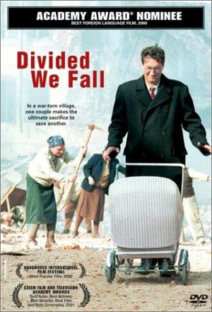 Poster for Divided We Fall