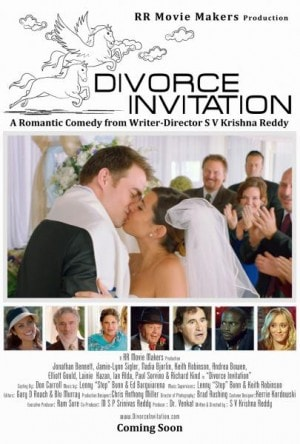 Poster for Divorce Invitation