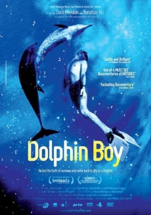Poster for Dolphin Boy