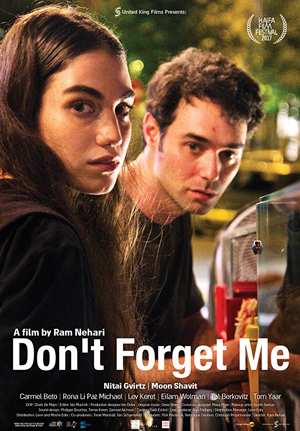 Poster for Don't Forget Me
