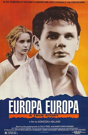 Poster for Europa Europa