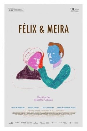 Poster for Felix and Meira