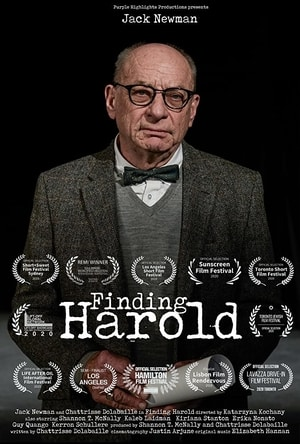 Poster for Finding Harold