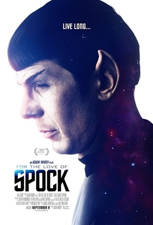Poster for For the Love of Spock
