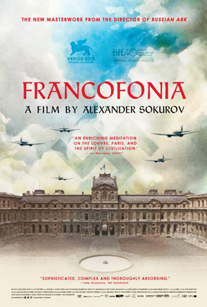 Poster for Francofonia