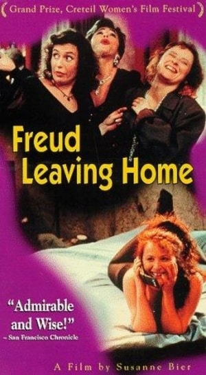 Poster for Freud Leaving Home