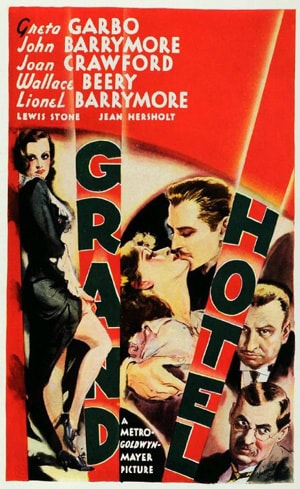 Poster for Grand Hotel