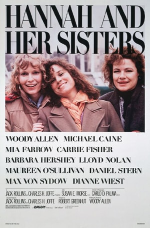 Poster for Hannah and Her Sisters