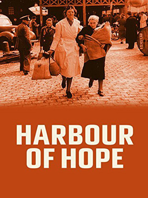 Poster for Harbour of Hope / Hoppets hamn