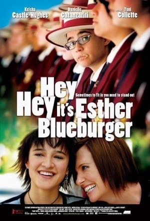Poster for Hey Hey It's Esther Blueburger