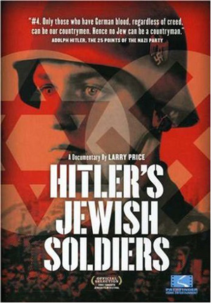 Poster for Hitler's Jewish Soldiers