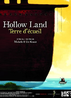 Poster for Hollow Land