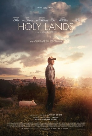Poster for Holy Lands