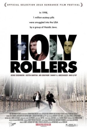 Poster for Holy Rollers