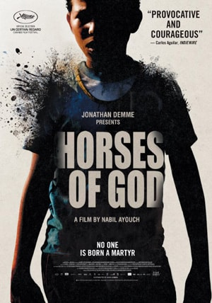 Poster for Horses of God