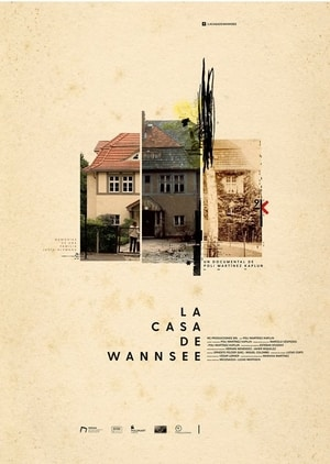 Poster for House on Wannsee Street