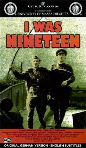 Poster for I Was Nineteen