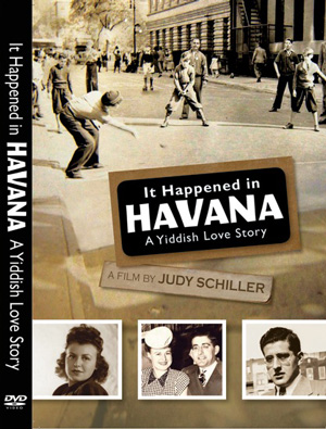 Poster for It Happened in Havana: A Yiddish Love Story