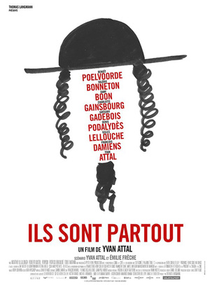 Poster for The Jews / Ils sont partout