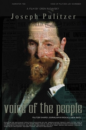 Poster for Joseph Pulitzer: Voice of the People