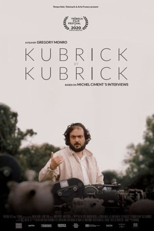 Poster for Kubrick By Kubrick