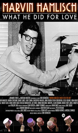 Poster for Marvin Hamlisch: What He Did for Love